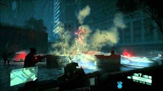 Crysis 2 Walkthrough - Part 30 - Mission 14 - PC - HD (Gameplay  Commentary)