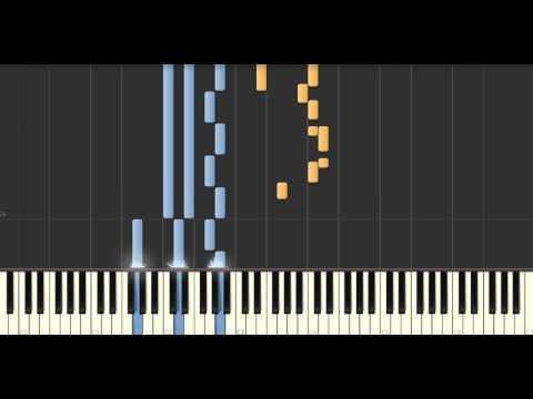 Run (Nicole Scherzinger) - Piano Tutorial