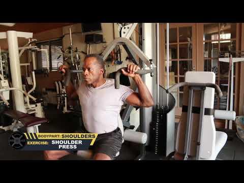 Dr Gene James- Precor S3.25 Demo Video