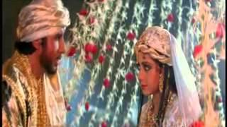 Tu Mujhe Kabool I - Amitabh Bachchan - Sridevi - Khuda Gawah