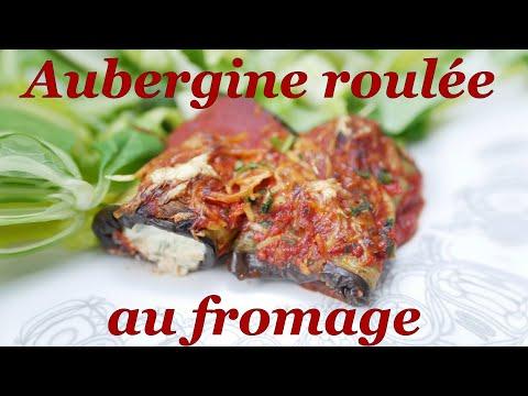 aubergine-roulée-au-fromage-délicieuse-recette-facile-en-qq-minutes-!-rolled-eggplant-with-chesse
