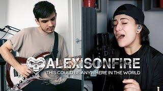 Скачать ALEXISONFIRE This Could Be Anywhere In The World Cover By Lauren Babic Nik Nocturnal
