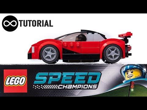 lego speed champions ferrari moc tutorial 75899 alternate. Black Bedroom Furniture Sets. Home Design Ideas