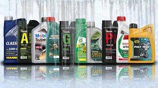 Olej 10W40 Test Zimna -30°C Mobil, Kroon Oil, Castrol, BP, Petronas, Bizol