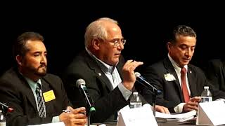 2018 Santa Fe Mayoral Debate - Question 4 | Your views of business as usual at city hall