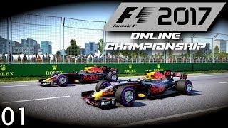 AUSTRALIAN GRAND PRIX | F1 2017 Online Championship #1