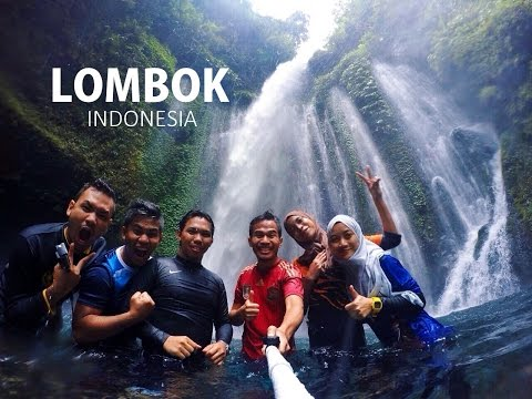 Lombok, Indonesia 2016 [GoPro] travel video