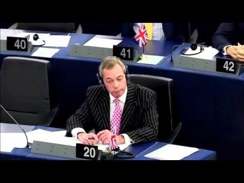 Nigel Farage unloads on EU elite over Cologne silence 2016-01-19
