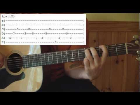 Acoustic #3 by Goo Goo Dolls - Full Guitar Lesson & Tabs