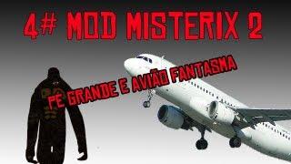 Terror no GTA San Andreas - Mod Misterix 2 - Pé Grande e Avião Fantasma - Parte 4