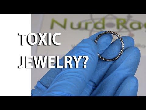 Is Ruthenium Jewelry Dangerous?
