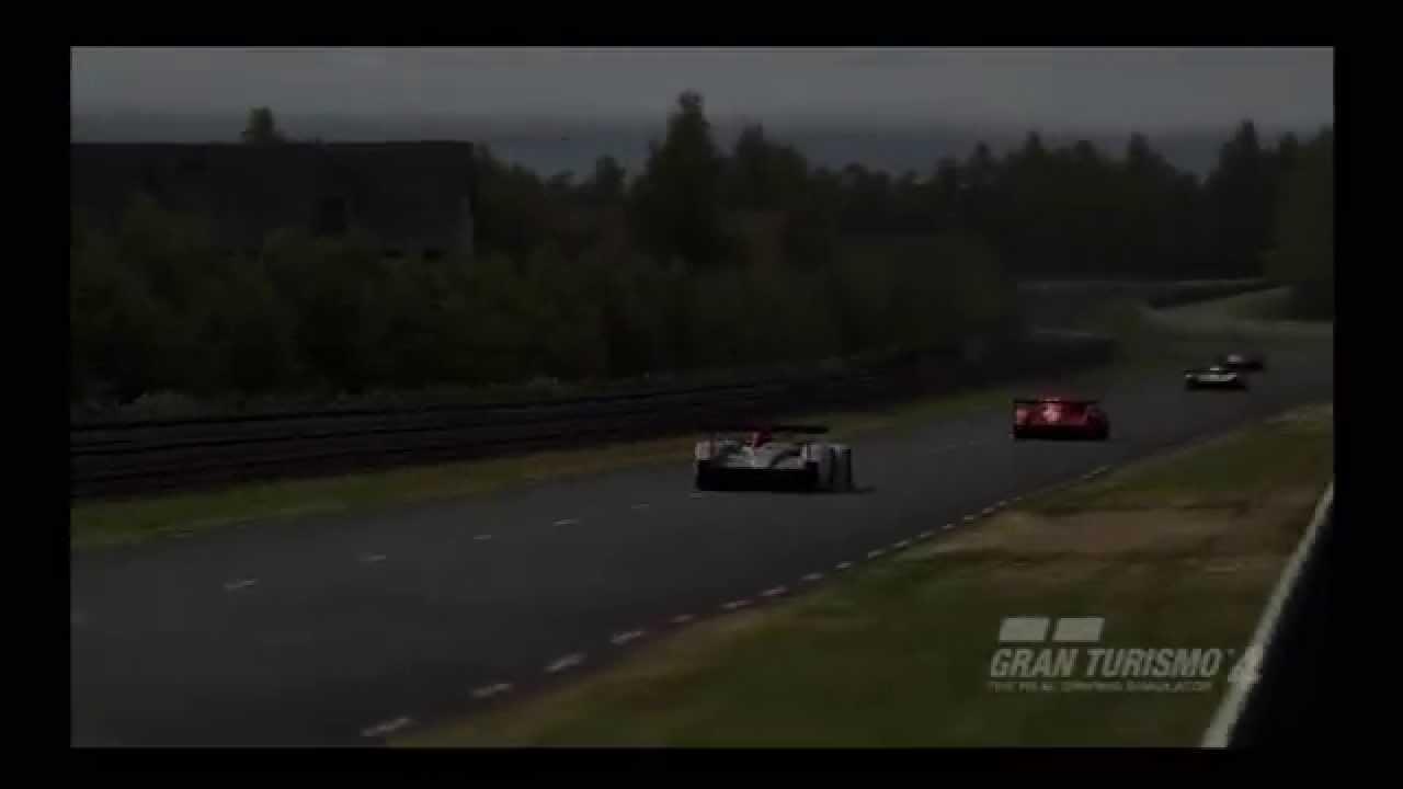 Gran Turismo Audi R Race Car HP RHRH Single Race YouTube - Audi r8 race car 01 gt6