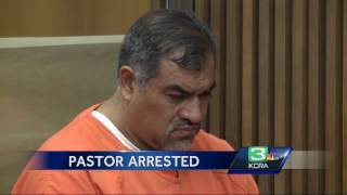 Stockton pastor accused of sexually assaulting 12-year-old girl