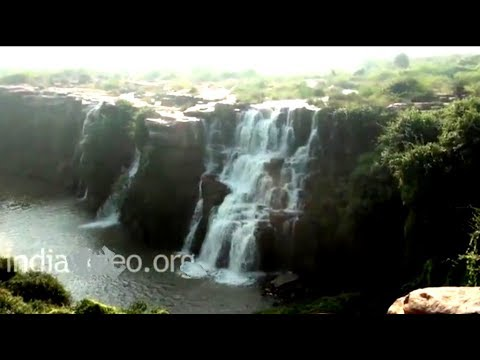Ethipothala Waterfall Surroundings, Nagarjuna Sagar