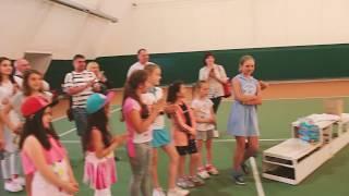 """Подводим итоги конкурса """"Битва браслетов"""". Достигайте целей вместе с Теннисной Школой """"Master"""