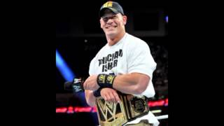 John Cena Theme Song Arena Effect With Crowd Mixed Reaction, Booing, Cheering [2013]