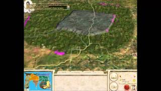 Моя карта в Rome Total War
