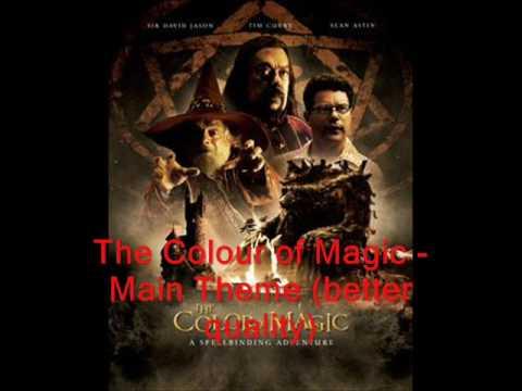 The Colour Of Magic Stream