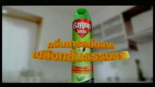 Baygon Insecticide กลิ่นส้ม (TVC) Thumbnail