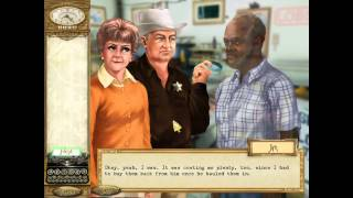 PC Longplay [205] Murder She Wrote (Part 1 of 5) Episode 1: A Deadly Catch