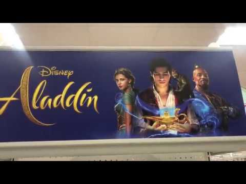 Disney's Aladdin 2019 Toys Released at Target! from YouTube · Duration:  3 minutes 11 seconds