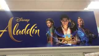 Disney's Aladdin 2019 Toys Released at Target!