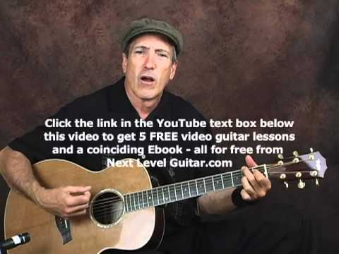Acoustic Guitar Beginners Lesson : beginner ez acoustic rockabilly rhythm guitar lesson with chords and strum patterns youtube ~ Hamham.info Haus und Dekorationen