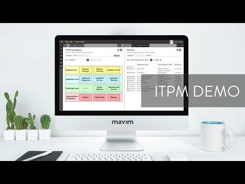 IT Portfolio Management I Demo