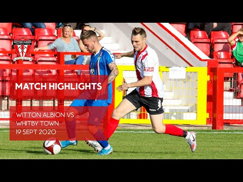 Witton Whitby Goals And Highlights