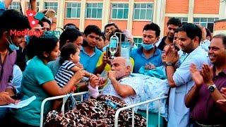 Dr . Govinda KC break his hunger strike| Daily Exclusive News ( Media Np TV)