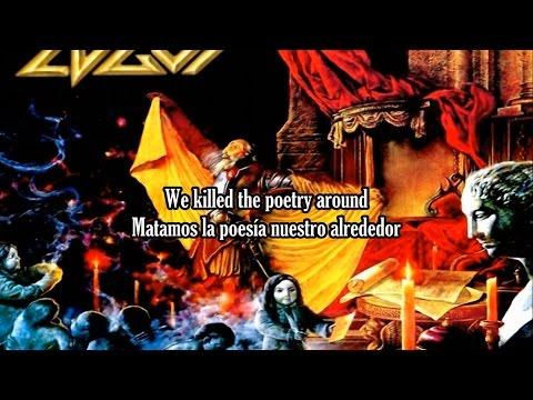 Edguy Eyes Of The Tyrant Subtitulos en Español y Lyrics (HD)