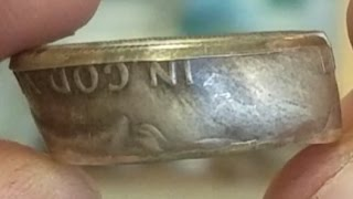 How to Fix a Tilted or Wobbly Coin Ring