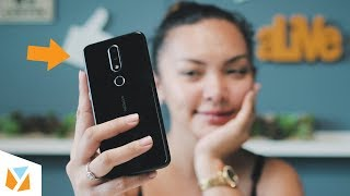 Nokia 6.1 Plus Hands-On, First Impressions: SMALL BUT TERRIBLE