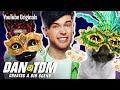 Dan vs. Dan  - DanTDM Creates a Big Scene (Ep 4)