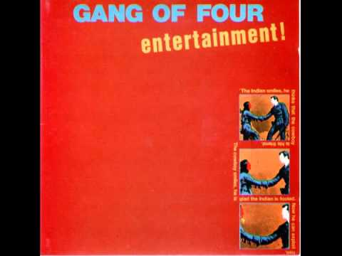 gang of four 5 45