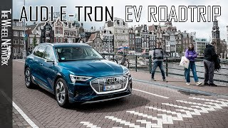 Audi e-tron Extreme: 10 Countries in 24 Hours