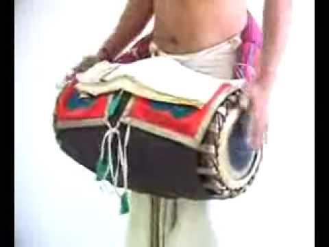 Kerala Percussion Instrument Maddalam Youtube