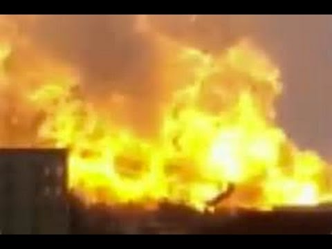Explosions in Shangdong, China linked to Devaluation of Yuan, Tianjin