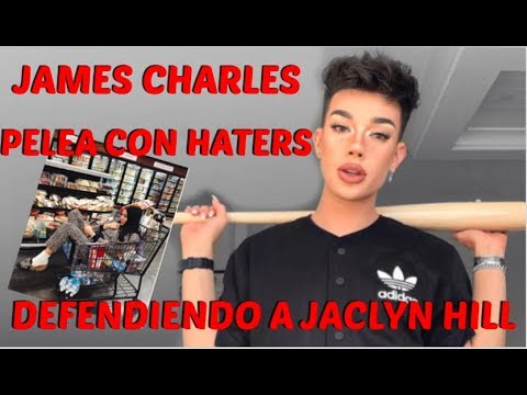 JAMES CHARLES *pelea* EN TWITTER POR 🥊DEFENDER A JACLYN HILL🔥🔥 thumbnail