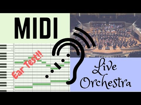 MIDI Or Real Orchestra? Can You Tell The Difference?