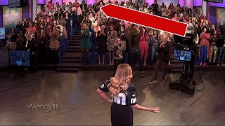 Go with me to The Wendy Williams Show! - DEBORAH ROBINSON
