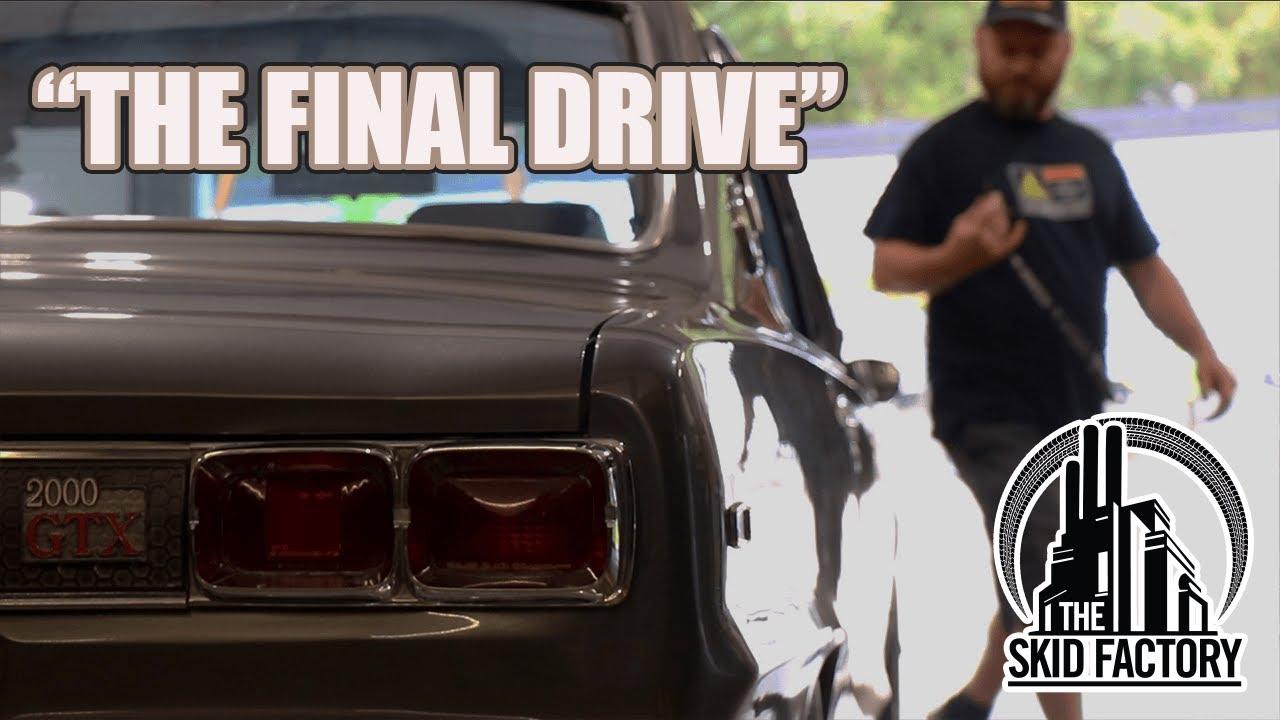 """'71 Nissan Skyline """"Hakosuka"""" Saying Farewell to the Purity"""