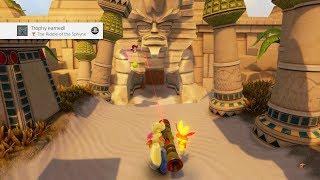 Crash Bandicoot N.  Sane Trilogy - Riddle of the Sphinx Trophy