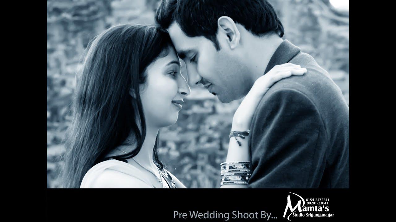 Pre Wedding Video Song Cinematic Shoot Punjabi India Outdoor