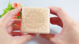 You are my sunshine wind up music box