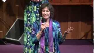 Johnnie Woods Leads Meditation—Seattle Unity Church—02-02-2014