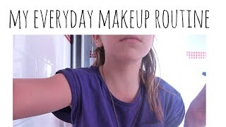 my everyday makeup routine | Jess Thumbnail