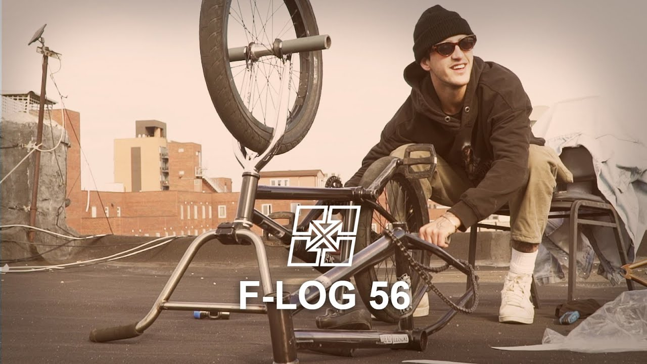 Download F-LOG 56: DON'T FALL OFF THE ROOF AUGIE!