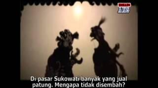 Wayang Cenk BlonK Subtitled Bahasa 2013 - Tentang Patung