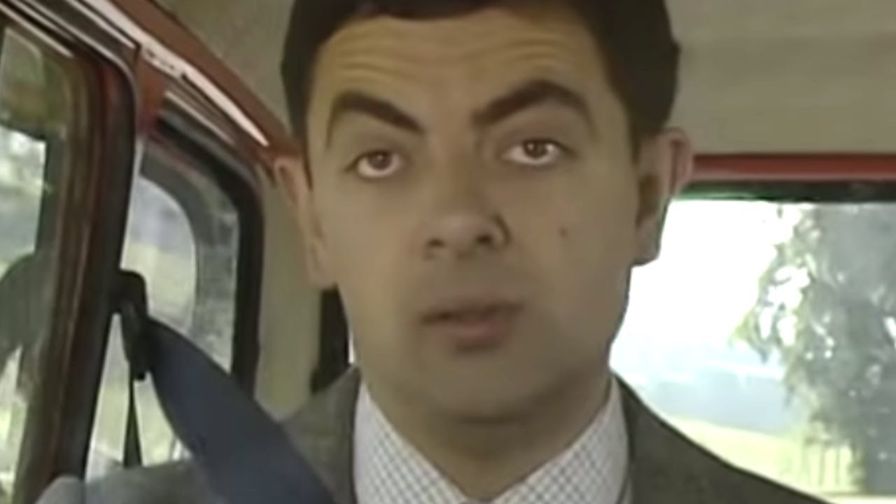 Driving to school bean funny clip classic mr bean youtube driving to school bean funny clip classic mr bean solutioingenieria Choice Image